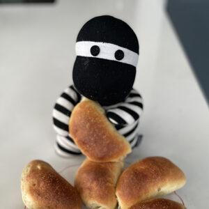Boefbandito baking